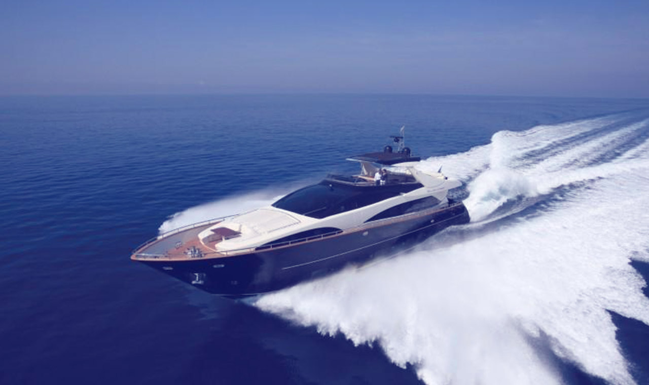 M/Y ANYTHING GOES IV