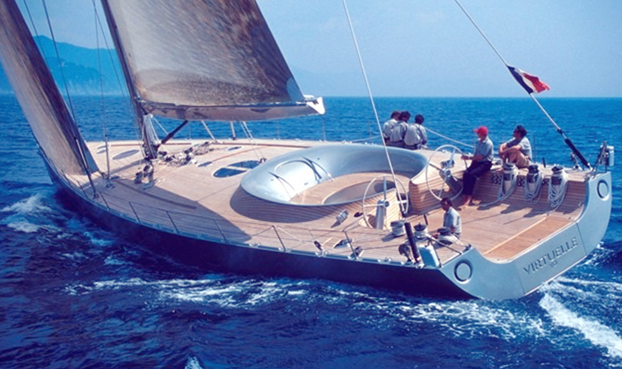 S/Y VIRTUELLE
